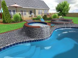 Luxury Swimming Pool Designs - swimming pool designers far fetched custom design and luxury pools