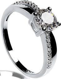 verlobungsring zirkonia lars luxus damen ring verlobungsring swarovski zirkonia 1 4