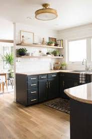 Kitchen Cabinets Without Hardware by Best 25 Before After Kitchen Ideas On Pinterest Before After