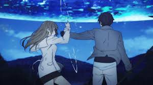 anime action romance beyond the boundary top 10 best fantasy action romance anime