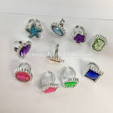 plastic rings images Shaped gem stone rings cheaper plastic ring toys view cheap jpg