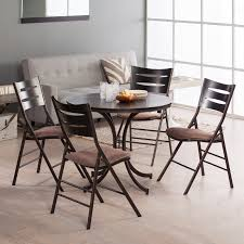 Innobella Destiny Mission Bistro Folding Chair Epic Folding Card Table And Chairs 30 On Small Home Decor