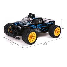 bigfoot monster truck toys rc car 2 4g 1 16 high speed car monster truck radio control buggy
