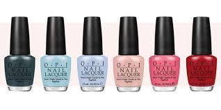 15 best opi nail polish colors for 2017 top selling opi nail polish