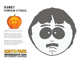 halloween face templates south park u201d halloween pumpkin stencils blog south park studios