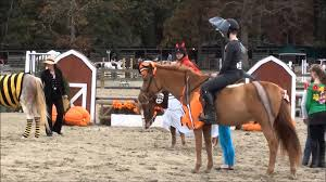 equestrian halloween costume horse show costume classes youtube