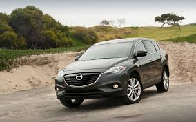 mazda suv models 2013 mazda cx 9 grand touring awd first test truck trend