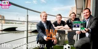 web bureau web bureau win realex web award web design belfast