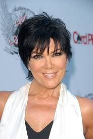 ladies hairstyles short on top longer at back best 25 kris jenner haircut ideas on pinterest kris jenner