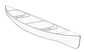 sassafras 16 a lightweight canoe that you can build