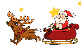 100 santa claus animated pictures gifs clipart images