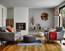 living room beautiful cozy modern living room with beauty