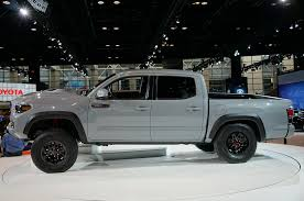 toyota tacoma redesign 2019 toyota tacoma what are the changes on the tacoma