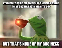 Sweet Tea Meme - what goes through my head when people accuse lipton tea of