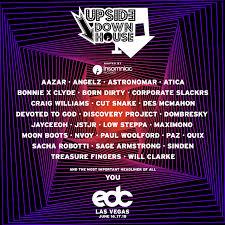 edc las vegas 2017 lineup upside downhouse edm identity edc las vegas 2017 lineup upside downhouse