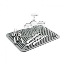 kitchen drying mat kitchen drying mats and dish racks solutions storables