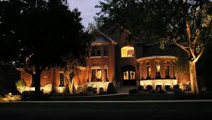 Landscape Outdoor Lighting Artistic Outdoor Lighting Chicago Landscape Lighting Company
