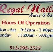 regal nails nail salons 690 old san antonio rd buda tx