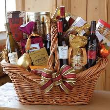 super grand gourmet wine basket wine gift baskets liquor