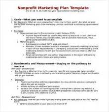 download nonprofit business plan template sample agreement