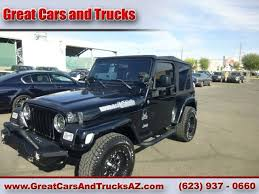 rubicon jeep for sale by owner used jeep wrangler for sale az cargurus