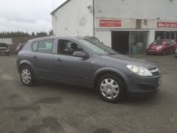 used vauxhall astra hatchback 1 7 cdti life 5dr in llangefni
