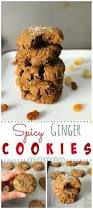 spicy ginger cookies c it nutritionally