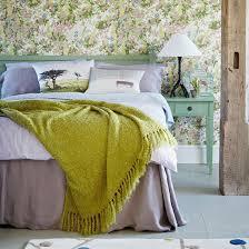 bedroom wallpaper ideas ideal home