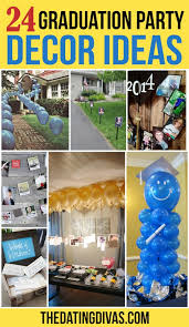 graduation party decorating ideas 128 great graduation ideas