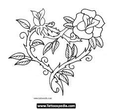 56 best rose and vines tattoos images on pinterest draw how to