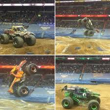 monster truck show chicago monster jam triple threat what to expect mom the magnificent