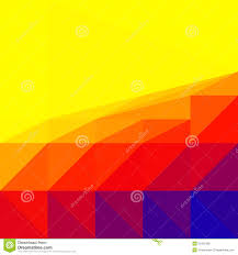 Red Blue Yellow Flag Low Poly Yellow Red And Blue Background Stock Image Image 52102465