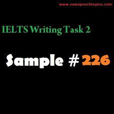argument essay samples