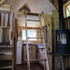 tumbleweed homes interior georgia tumbleweed tiny house interior i like the stove and
