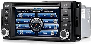 touch screen radio for dodge charger amazon com 2008 2014 dodge challenger 2008 2010 dodge charger