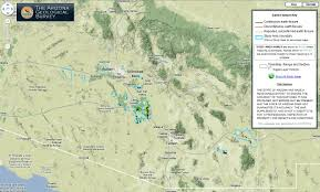 Ajo Arizona Map by Arizona Geology Updated Earth Fissure Maps With New Format