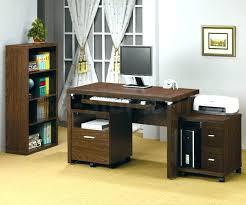 Office Desk With File Cabinet Computer Desk With Locking File Cabinet Office Cabinet Drawers
