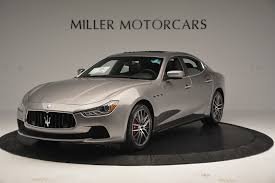 maserati ghibli blacked out 2017 maserati ghibli s q4 stock m1784 for sale near greenwich