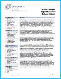 Sql Server Developer Resume Sample Create Your Astonishing Business Analyst Resume And Gain The Position