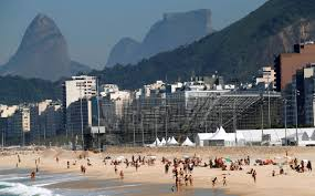 Rio Olympic Venues Now Why Hosting The Olympics Is A Lousy Deal