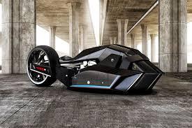 concept bmw bmw u0027s new concept motorcycle is half shark half batmobile inverse