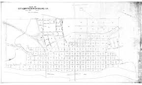 Williamsburg Virginia Map by Fredericksburg Va Official Website Maps