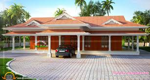 one floor house beautiful luxurious one storied house kerala home design and
