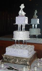 wedding cake display wedding cake display stand wedding corners