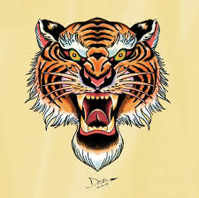 and tiger designs