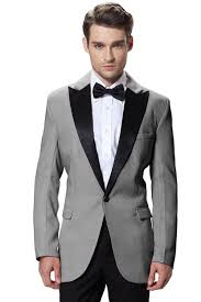 wedding tux rental cost new gray jacket black groom tuxedos high quality suits