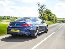 lowered amg mercedes benz c63 amg coupe 2017 picture 45 of 158