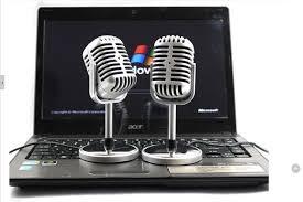 microphone de bureau rétro mic microphone de bureau pour ordinateur portable pc