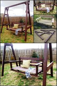 66 best swings images on pinterest backyards easy diy projects