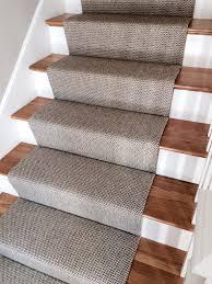 floor installing carpet runners for stairs design ideas plus